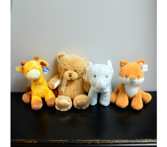 Stuffed Animals - Small in Ft. Collins CO, Palmer Flowers