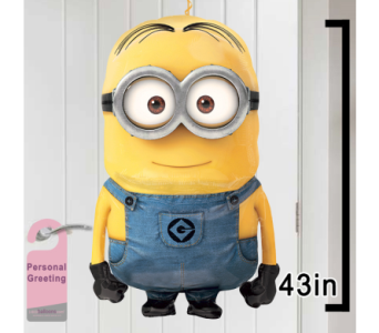 Minion Door Balloon  in 1-800 Balloons NV, 1-800 Balloons