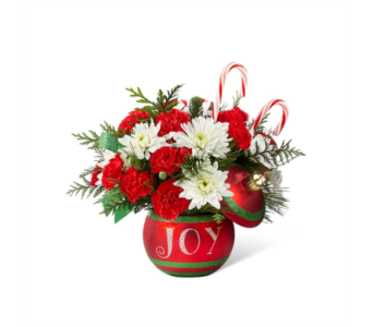 FTD Season's Greetings in Des Moines IA, Doherty's Flowers