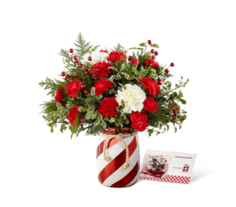 FTD Holiday Wishes in Des Moines IA, Doherty's Flowers