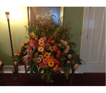 Casket Spray in Columbia TN, Doris' Flowers & Gifts