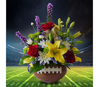Future Quarterback in Dallas TX, In Bloom Flowers, Gifts and More