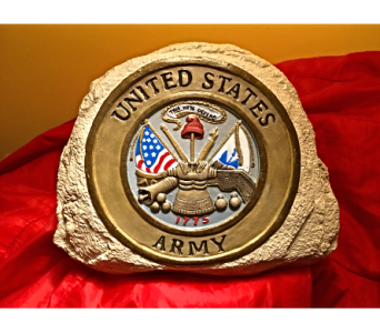 Army Stone in Port Huron MI, Ullenbruch's Flowers & Gifts