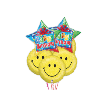 Happy Birthday Grand Smiles in 1-800 Balloons NV, 1-800 Balloons