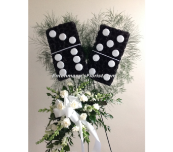 Dominoes in Jersey City NJ, Entenmann's Florist