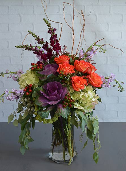 Fall Erin in Smithtown NY, James Cress Florist