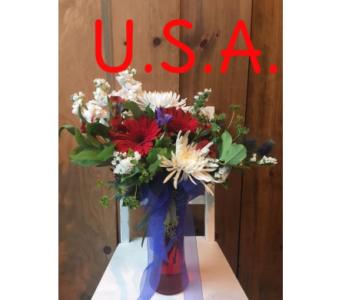 Citizenship Bouquet in Sacramento CA, G. Rossi & Co.