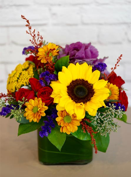 Autumn Hues in Omaha NE, Piccolo's Florist and Gifts