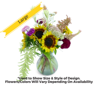 Large Farm Fresh Design in Silver Spring MD, Bell Flowers, Inc