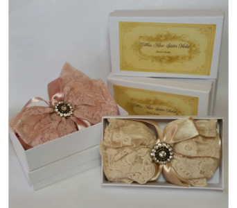 Scented Bow Sachet in El Paso TX, Debbie's Bloomers