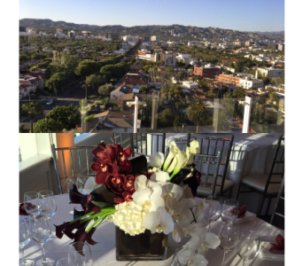 Special Events in Los Angeles CA, Dave's Flowers