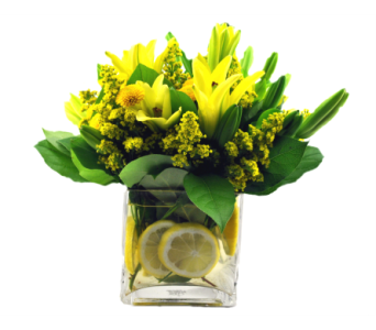 Lilies and Lemons in San Angelo TX, Shirley's Floral Company