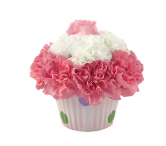 Cupcake Delight Bouquet in Southfield MI, Thrifty Florist