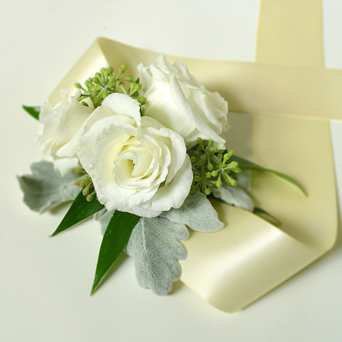 Fresh Corsage in Dallas TX, Dr Delphinium Designs & Events