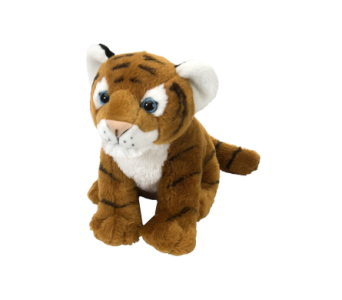 Baby Tiger Stuffed Animal - 12