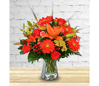 Amber Waves - Premium - Premium in Dallas TX, In Bloom Flowers, Gifts and More