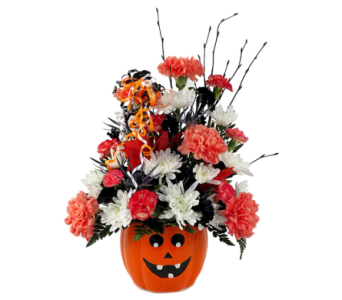 Trick or Treat Bouquet in Southfield MI, Thrifty Florist