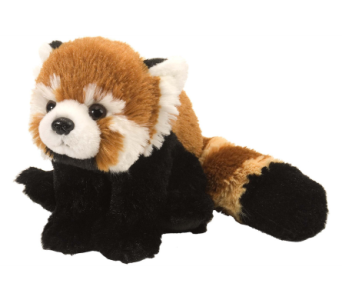 Red Panda Stuffed Animal - 8