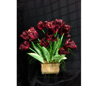 Silk Tulips in Rockwall TX, Lakeside Florist