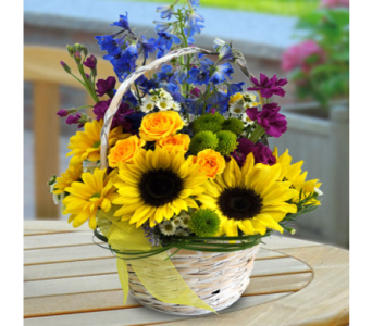 You Are My Sunshine in Indianapolis IN, George Thomas Florist