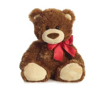 Smiles Bear 12in in Ajax ON, Reed's Florist Ltd