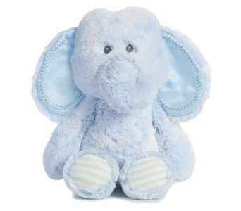 Huggie Baby Elephant 11in in Ajax ON, Reed's Florist Ltd