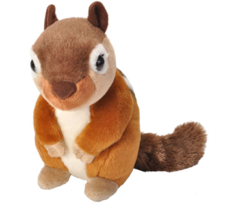 Chipmunk Stuffed Animal - 8