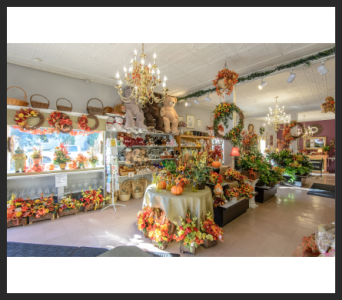 Welch Florist's Fall Decor in Lynn MA, Welch Florist