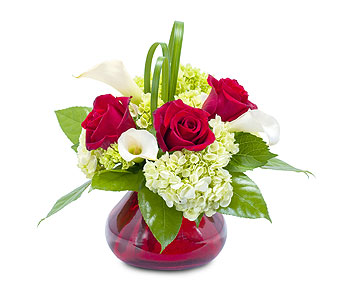 Chic Romance in Sault Ste Marie MI, CO-ED Flowers & Gifts Inc.