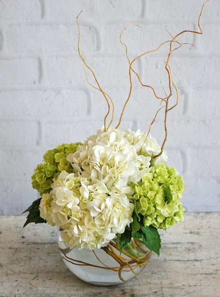 Simple Elegance in Raleigh NC, Fallons Creative Flowers