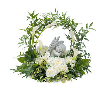 Dreaming with Angels in Metairie LA, Villere's Florist