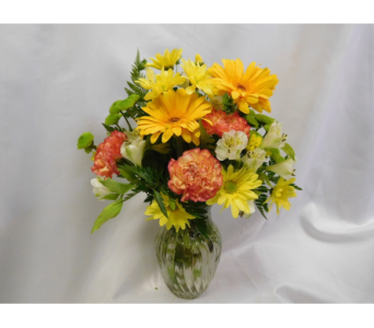 Simply Yellow  in Henderson NV, Beautiful Bouquet Florist