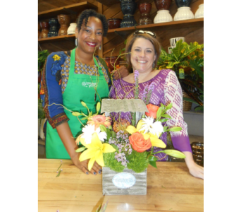 Therapy Garden by Leah in Dallas TX, Petals & Stems Florist
