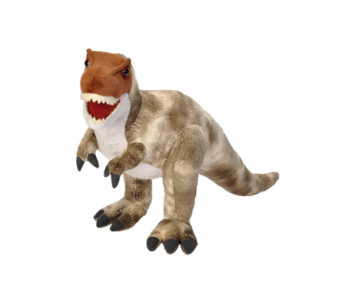 T-Rex Stuffed Animal 17