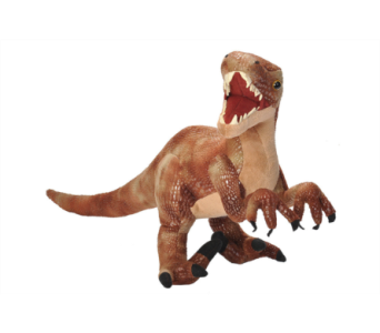 Velociraptor Stuffed Animal 17