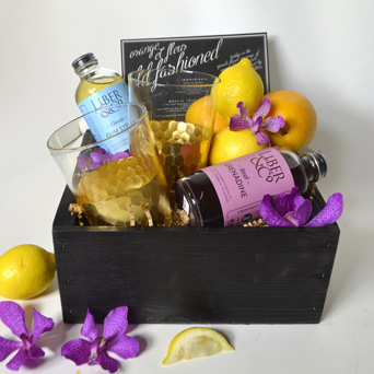 Barbox: Old Fashioned in Dallas TX, Dr Delphinium Designs & Events