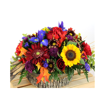 Forever Fall Centerpiece in Baltimore MD, Raimondi's Flowers & Fruit Baskets