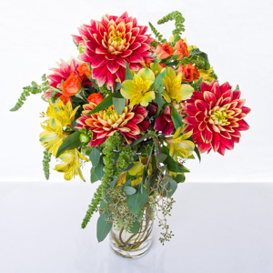 Dahlia Enchantment in New York NY, Starbright Floral Design