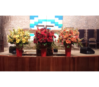 PSF-215 in Dallas TX, Petals & Stems Florist