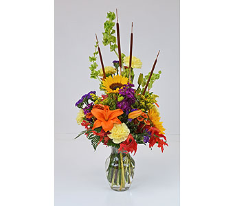 Autumn Wishes in Indianapolis IN, Gillespie Florists