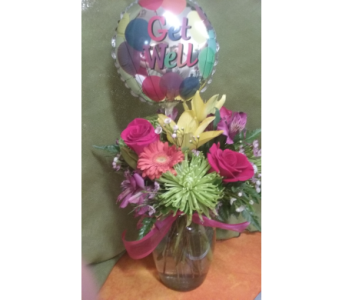 WISHING YOU WELL in Chattanooga TN, Chattanooga Florist 877-698-3303