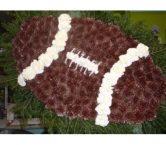 Football in Manhasset NY, Town & Country Flowers