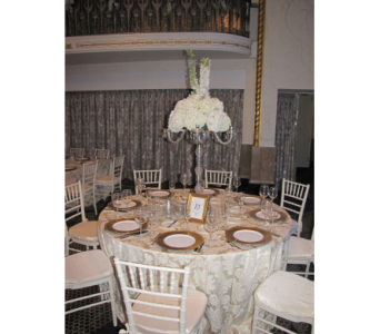 Wedding in Fairfax VA, Exotica Florist, Inc.