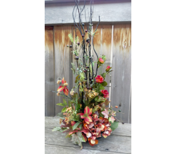 Slender Fall Silk in Lawrence KS, Owens Flower Shop Inc.