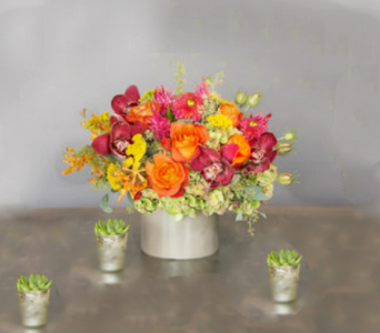 Autumn Meadow in Orinda CA, Misaghi Design Orinda Florist