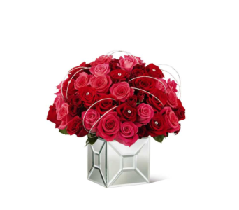 Blushing Extravagance Luxury Bouquet  in Noblesville IN, Adrienes Flowers & Gifts