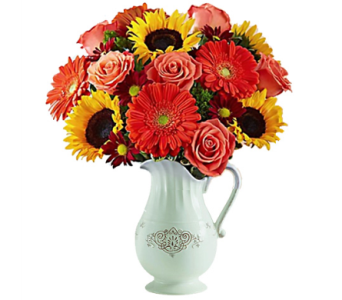 Harvest Fresh Bouquet in Birmingham AL, Norton's Florist