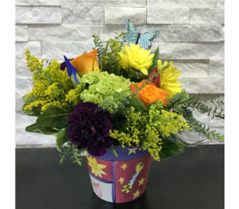 New Arrival in Ft. Collins CO, Palmer Flowers