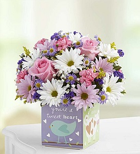 Playtime for Baby Girl Bouquet in Camp Hill and Harrisburg PA, Pealer's Flowers