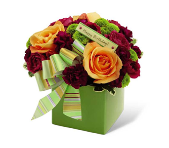 The FTD� Birthday Bouquet in Elk Grove Village IL, Berthold's Floral, Gift & Garden